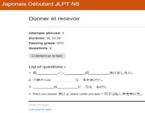 Hatto Nihongo-JLPT5